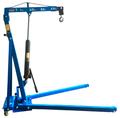 Кран гаражный гидравлический Т62301 AE&T 1000 кг складной (низкий въезд)