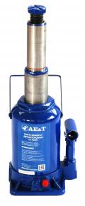 Домкрат бутылочный двухштоковый T02012 AE&T 12т