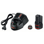 Базовый комплект GBA 10,8 В 2,0 А*ч O-B + AL 1130 CV Bosch Professional