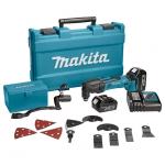 Аккумуляторный многофункциональный инструмент Makita DTM 50 RFE X2 (DTM50RFEX2)