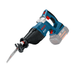 Аккумуляторная сабельная пила GSA 36 V-LI Bosch Professional