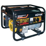 Бензогенератор Huter DY4000LX  с электростартером