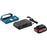 Bosch Базовый комплект GBA 18В 2,0А·ч MW-B + GAL 1830 W Wireless Charging Professional