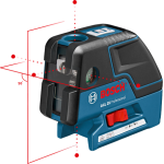 Лазерный нивелир Bosch GCL 25 Professional
