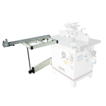 Расширение подвижного стола 450х1050 мм с телескопической опорой