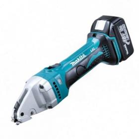 Аккумуляторные ножницы по металлу 14.4V Makita BJS160RFE
