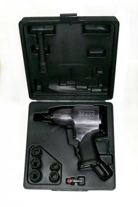 """Пневматический импульсный гайковерт 1/2"""", комплект Bosch Professional"""