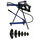 Трубогиб Т60012р AE&T 12т гидравлический на подставке с выносным насосом