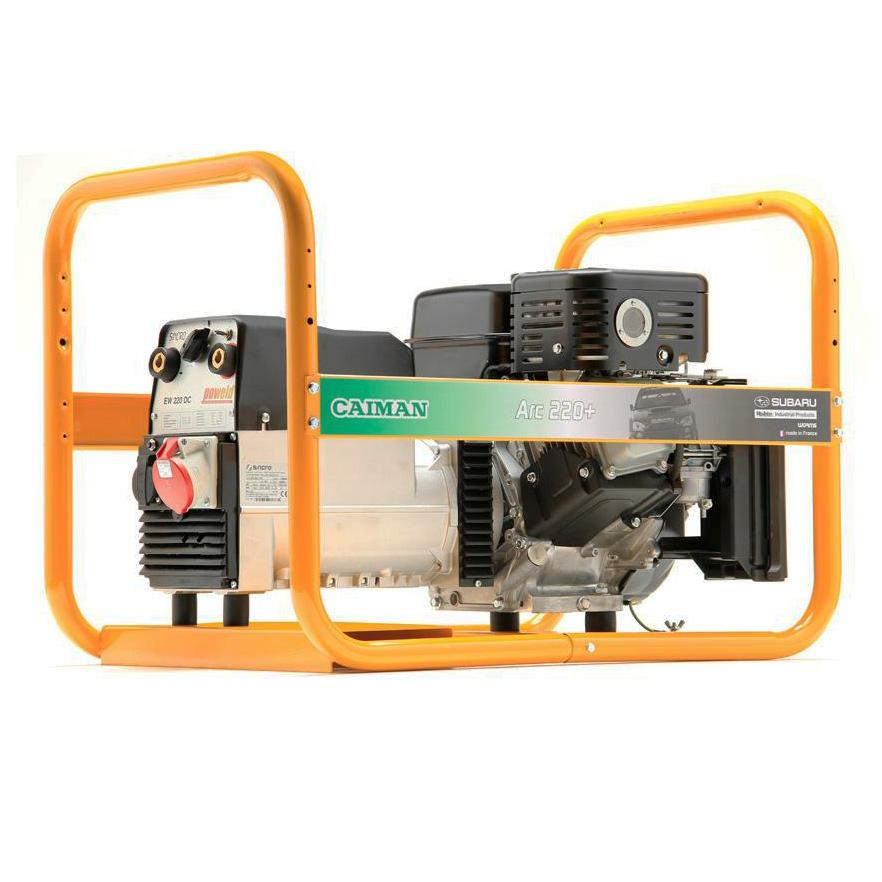 Сварочный генератор Caiman ARC220+ 6,0 кВт