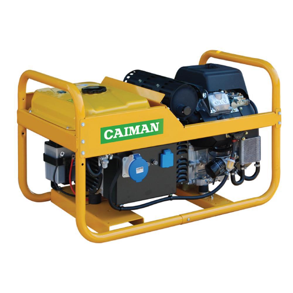 Бензогенератор Caiman Leader 10500XL21 DE 9,2 кВт
