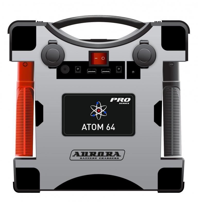 Пусковое устройство AURORA ATOM 64 (24В) профессиональное нового поколения