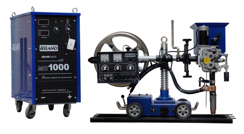 Сварочный трактор комплектный Riland-AuroraPRO MZ 1000