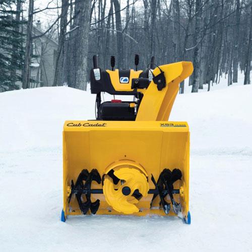 Снегоуборщик Cub Cadet XS3 76 SWE бензиновый