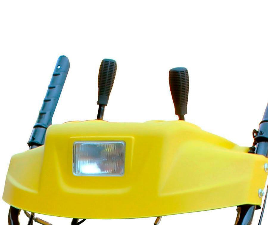 Снегоуборщик Huter SGC 8000 бензиновый