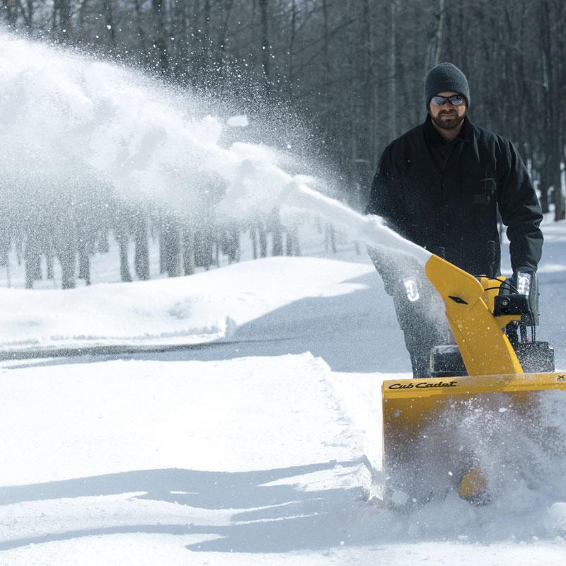 Снегоуборщик Cub Cadet XS3 66 SWE бензиновый