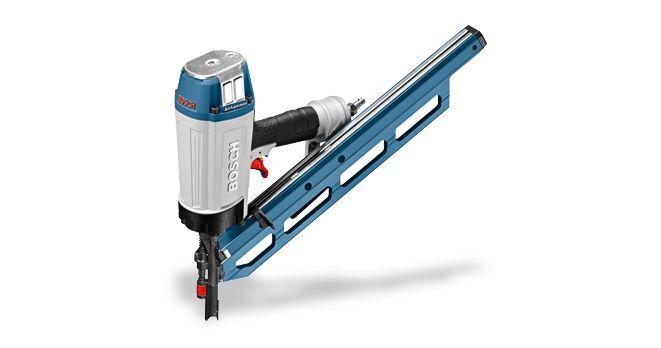 Пневматический гвоздезабиватель GSN 90-34 DK Bosch Professional