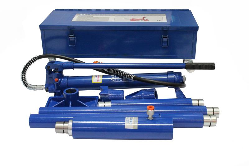 Комплект гидравлики рихтовочный Т03020 AE&T 20т