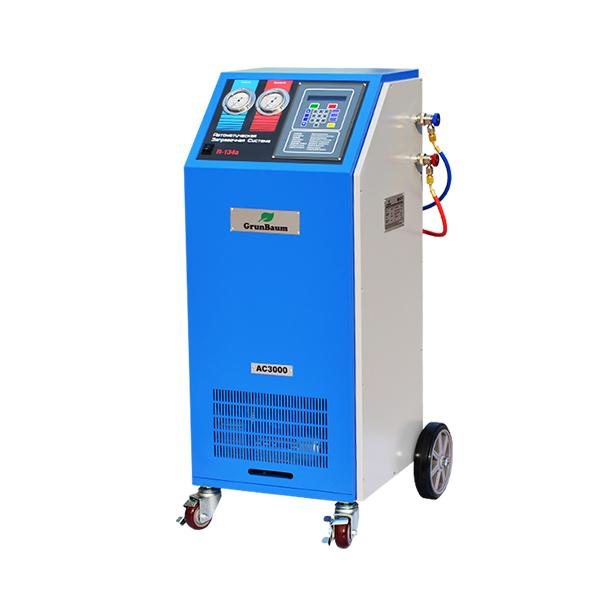 GrunBaum AC3000 устройство для заправки кондиционеров