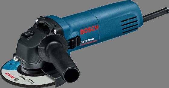 Bosch GWS 850 CE Professional углошлифмашина