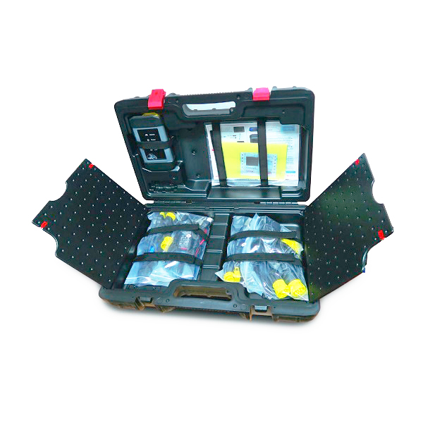 Launch X-431 HD BOX III в чемодане
