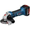 Аккумуляторная угловая шлифмашина GWS 18 V-LI Bosch Professional
