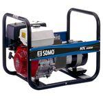 Бензиновый генератор SDMO HX 6000-C 220 В 6 кВт