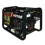 Дизельный генератор Huter LDG14000CLE-3 трехфазный