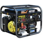Бензогенератор Huter DY8000LXA с автозапуском (АВР)