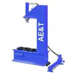 Пресс T61110W AE&T  10т Г-образный гидравлический
