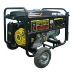 Бензогенератор Huter DY8000LX  с электростартером