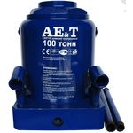Домкрат бутылочный Т202100 AE&T 100т