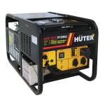 Бензогенератор Huter DY12500LX с электростартером