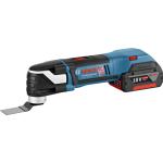 Аккумуляторный многофункциональный инструмент Bosch GOP 18 V-EC Professional