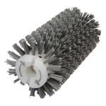 Брашировальная щетка валик O130х410 мм, ворс полимерно-абразивный P80
