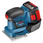 Аккумуляторная виброшлифмашина Bosch GSS 18V-10 Professional