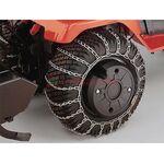 Балласт 23 кг на задние колеса для тракторов Snapper 1шт