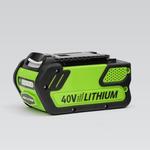 Аккумуляторная батарея Monferme 40V Li-Ion 4 Ач