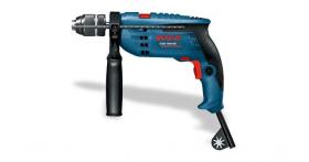 Дрель ударная Bosch GSB 1600 RE Professional 710Вт